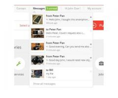 Instant Messenger Plugin Demo - 2/4