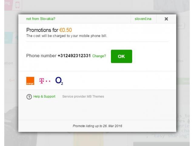 SMS Payments Plugin Demo - 2/4