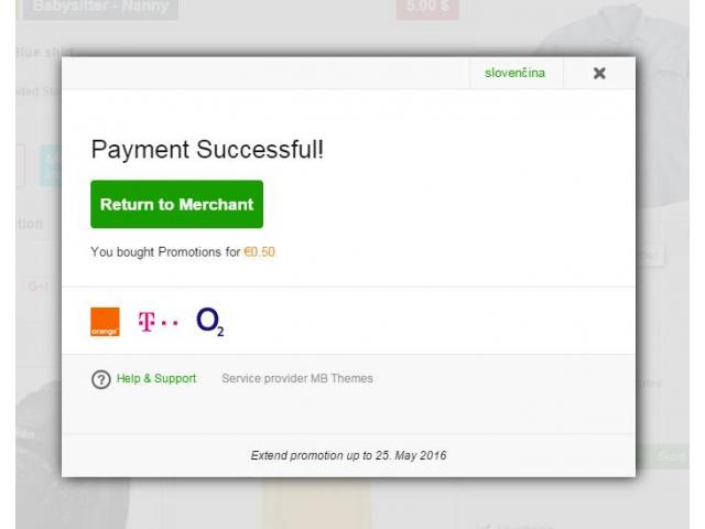 SMS Payments Plugin Demo - 4/4