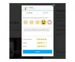 User Rating Plugin Demo - 3/4